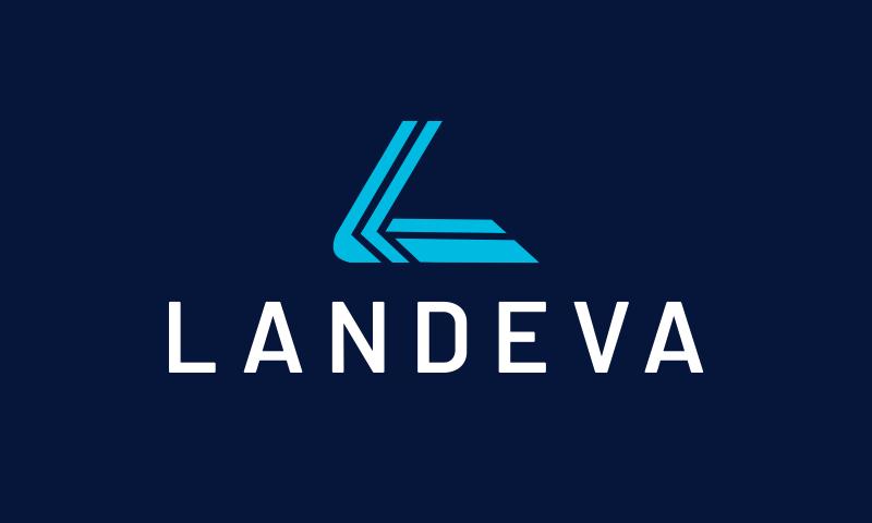 Landeva - Finance product name for sale