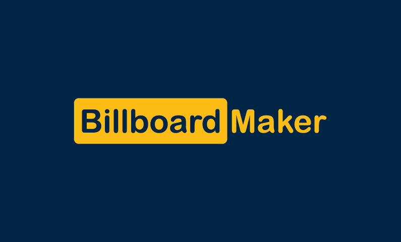 Billboardmaker - E-commerce domain name for sale