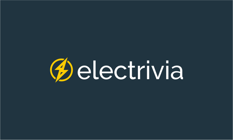 Electrivia - Potential business name for sale