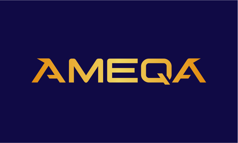 Ameqa - Business startup name for sale