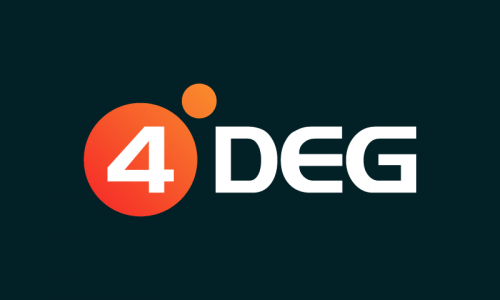 4deg - Audio brand name for sale