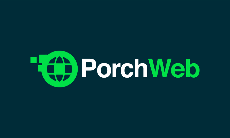 Porchweb - Internet company name for sale