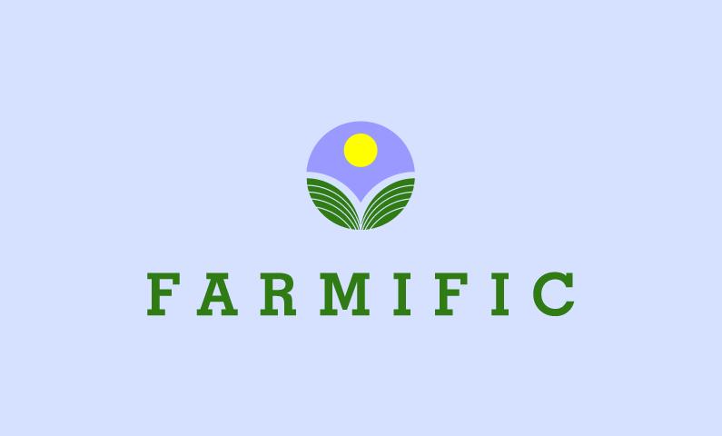 Farmific - Farming product name for sale
