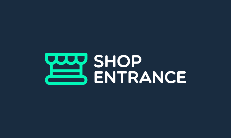 Shopentrance - E-commerce business name for sale