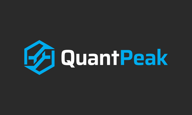 Quantpeak - Investment startup name for sale