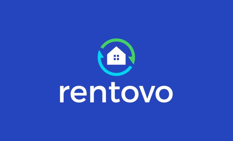 Rentovo logo