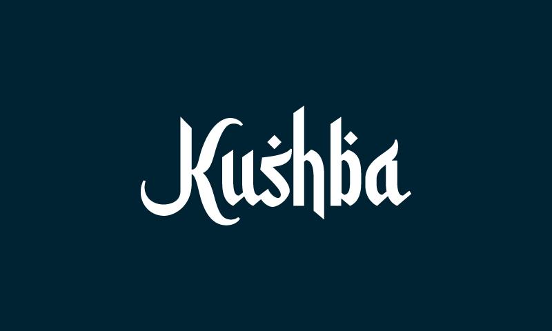 Kushba - Dispensary company name for sale