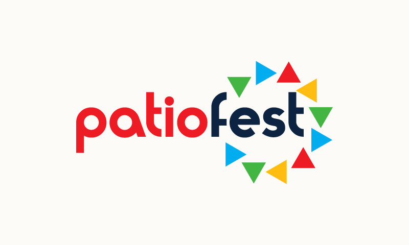 Patiofest - E-commerce domain name for sale