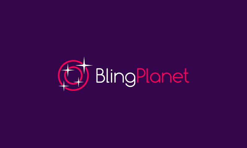 Blingplanet - E-commerce company name for sale