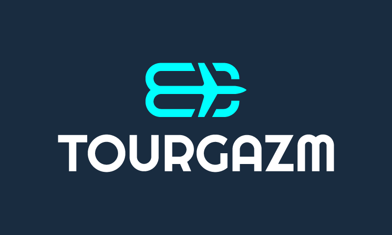 Tourgazm - Travel business name for sale