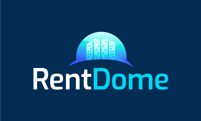 Rentdome - Real estate domain name for sale