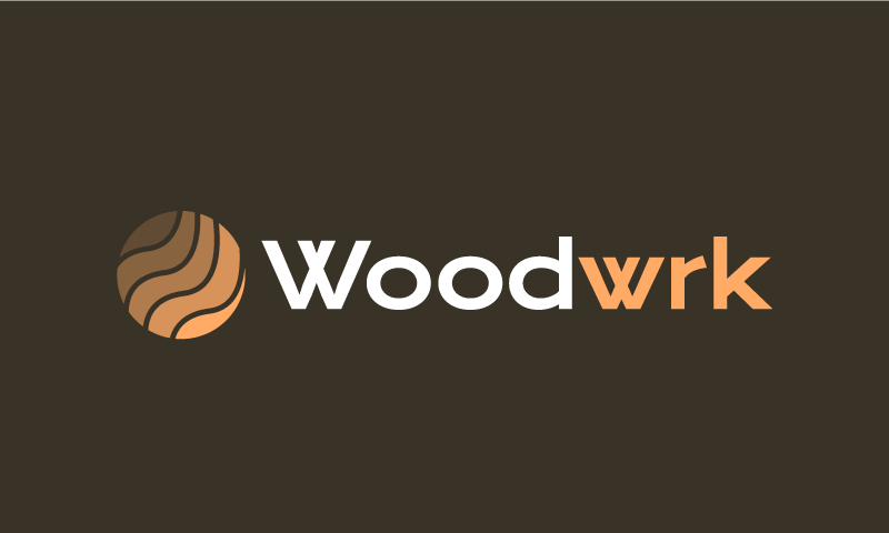 Woodwrk - Crafts business name for sale