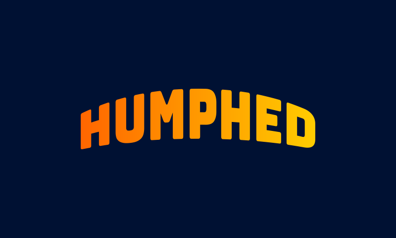 Humphed - Marketing domain name for sale