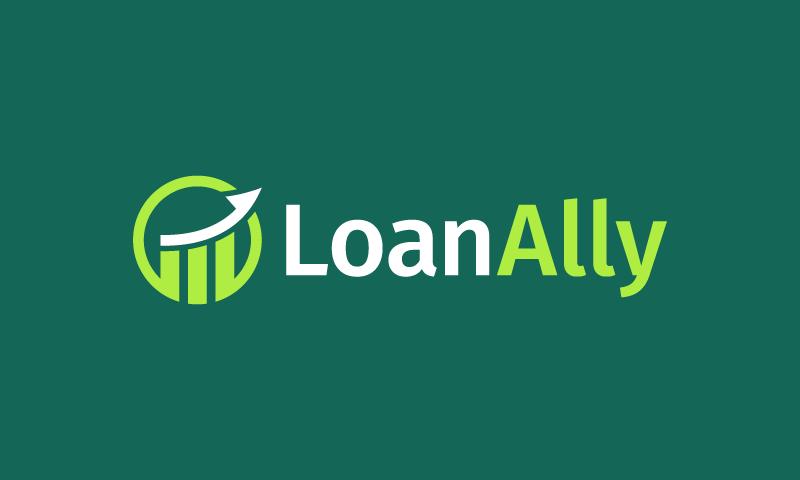 Loanally - Loans company name for sale