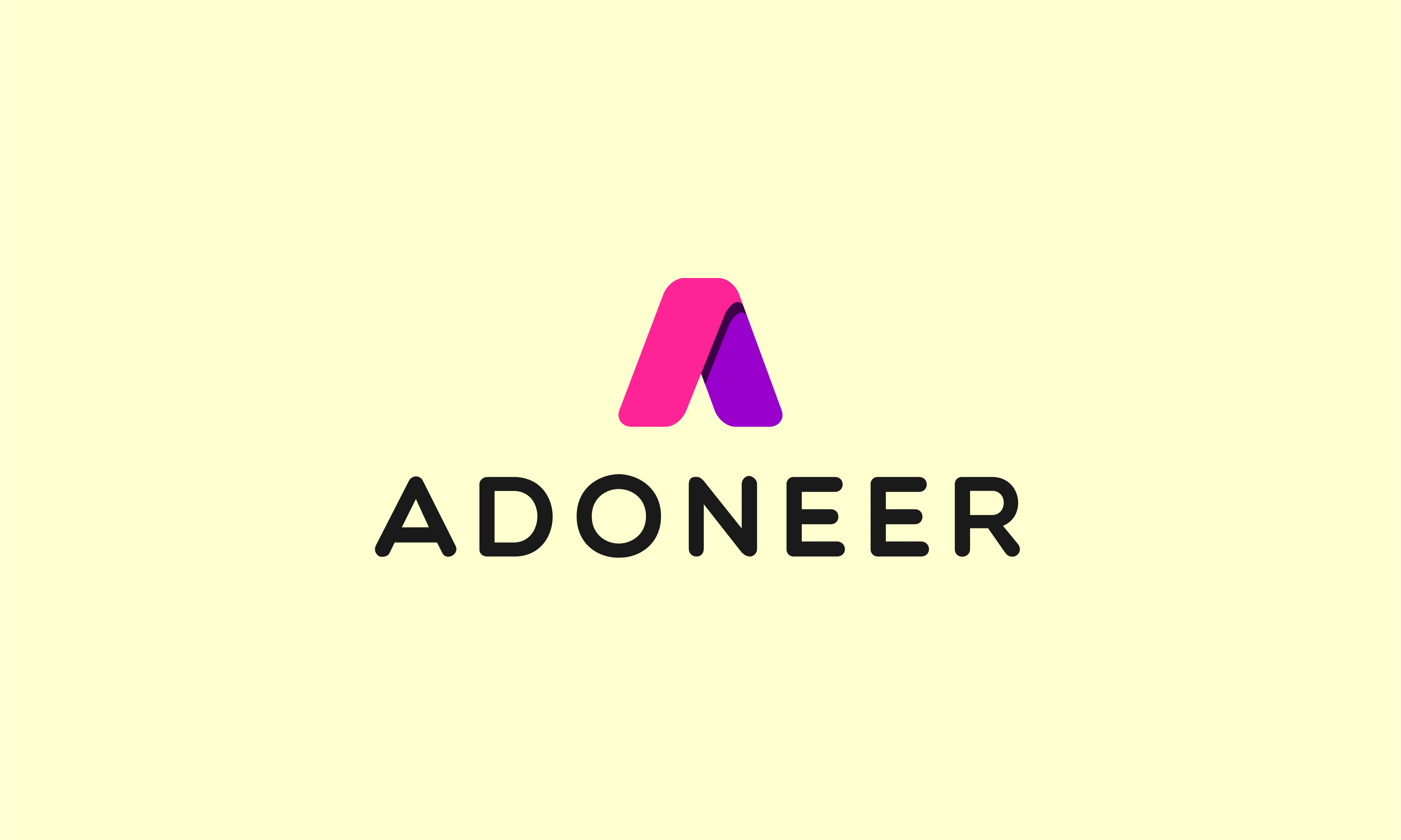 Adoneer - Marketing business name for sale