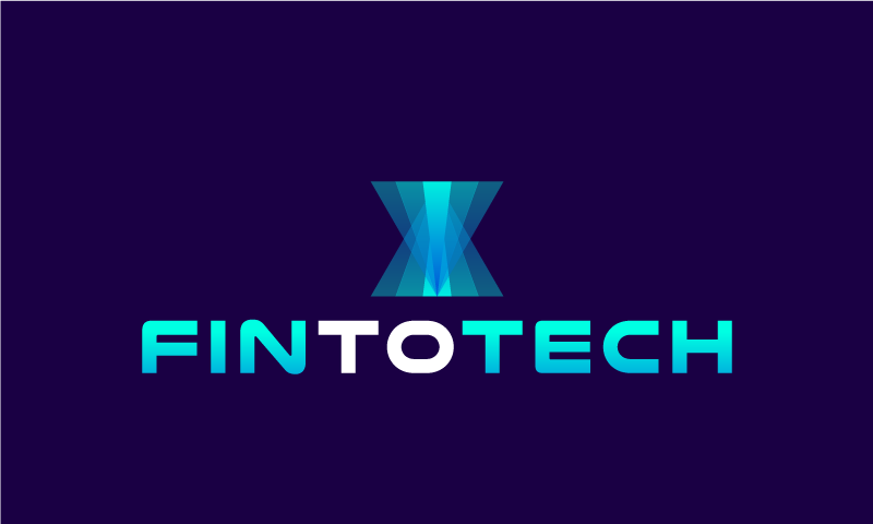 Fintotech - Technology business name for sale