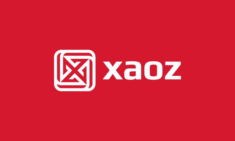Xaoz logo