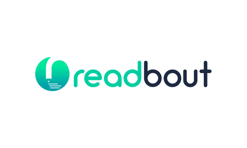 Readbout - Writing startup name for sale