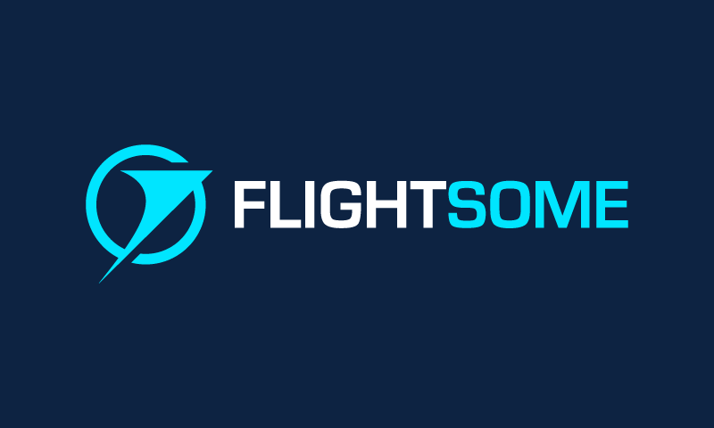Flightsome - Travel product name for sale