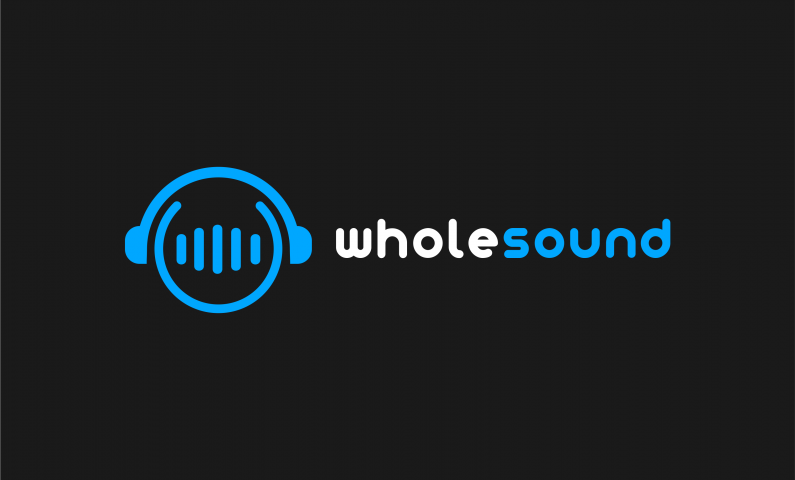 Wholesound - A sound domain name