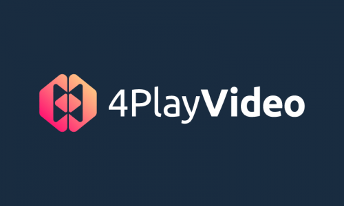 4playvideo - Film brand name for sale