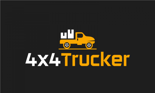 4x4trucker - Business product name for sale