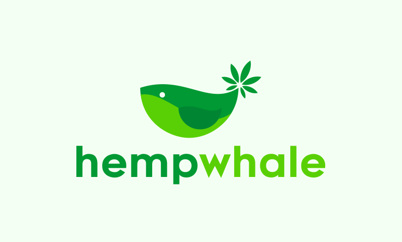 Hempwhale - Dispensary business name for sale
