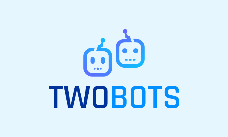 Twobots - Potential domain name for sale