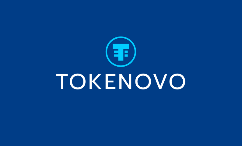 Tokenovo - Great cryptocurrency domain
