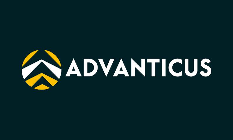 Advanticus - Marketing brand name for sale