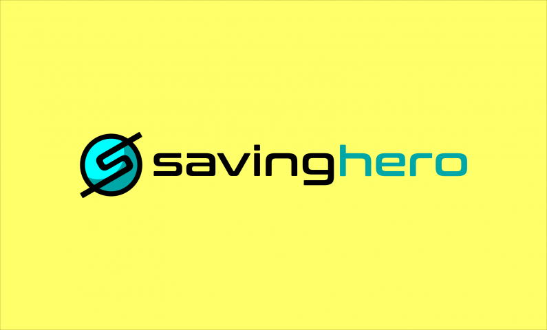 Savinghero - Awesome finance-related business name