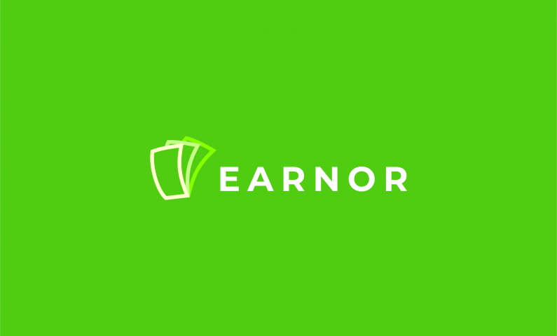 Earnor - Invented startup name for sale