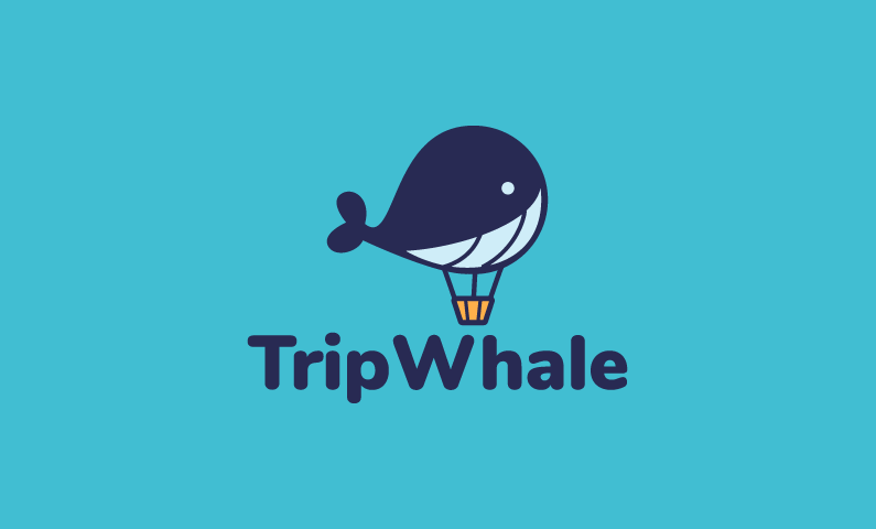 Tripwhale - Travel business name for sale