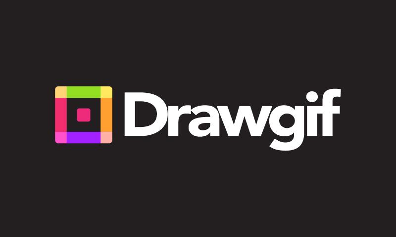 Drawgif - Art brand name for sale