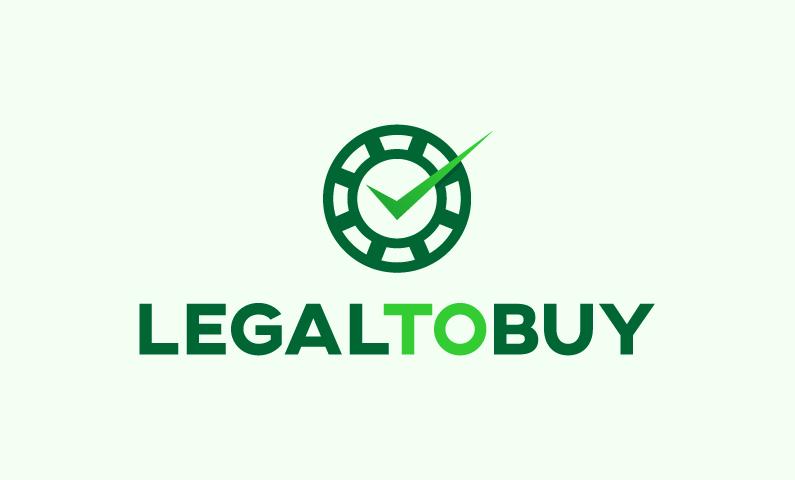Legaltobuy - Law company name for sale