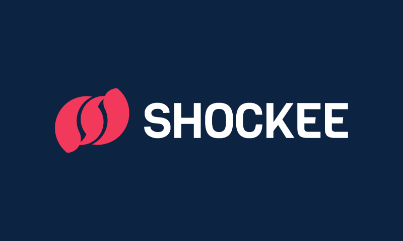 Shockee - Technology domain name for sale