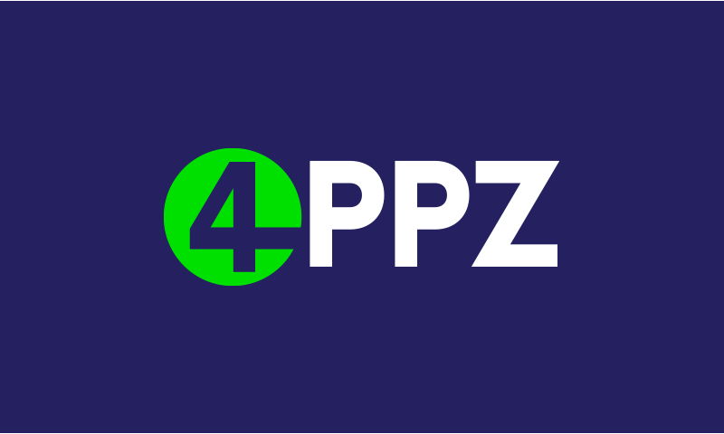 4ppz - Technology business name for sale