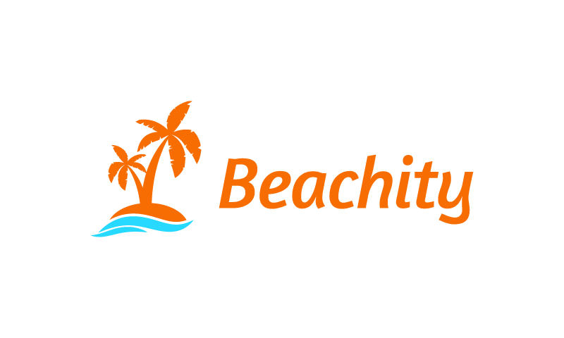 Beachity - Finance company name for sale