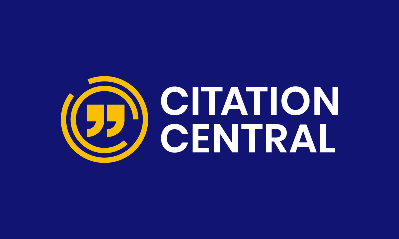 Citationcentral - SEM company name for sale