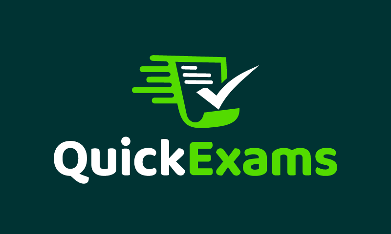 Quickexams - Education business name for sale