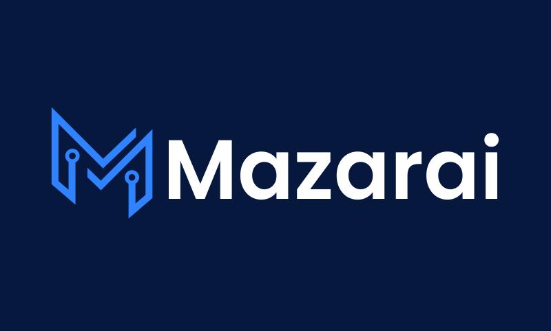 Mazarai - AI business name for sale