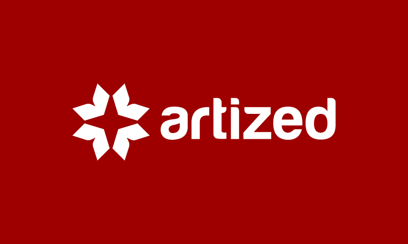 Artized - Art startup name for sale