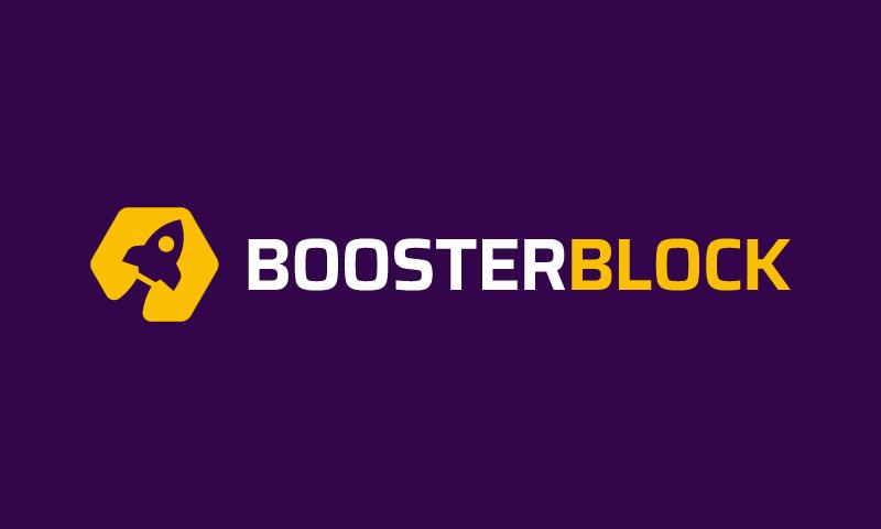 Boosterblock