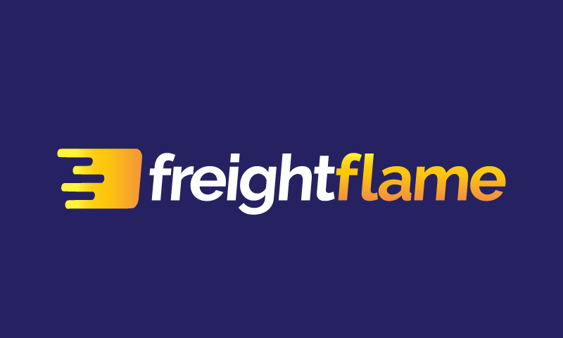 Freightflame - Transport domain name for sale