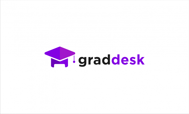 Graddesk - Education-based business name