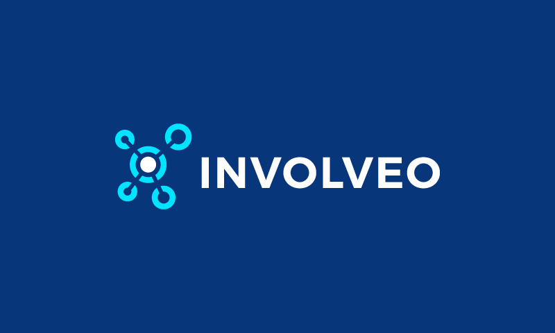 Involveo - Fundraising business name for sale