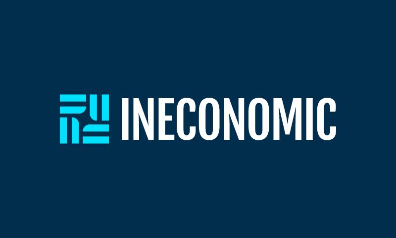 Ineconomic - Logistics brand name for sale