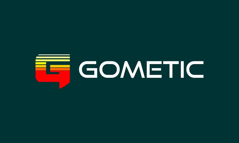 Gometic - Health company name for sale