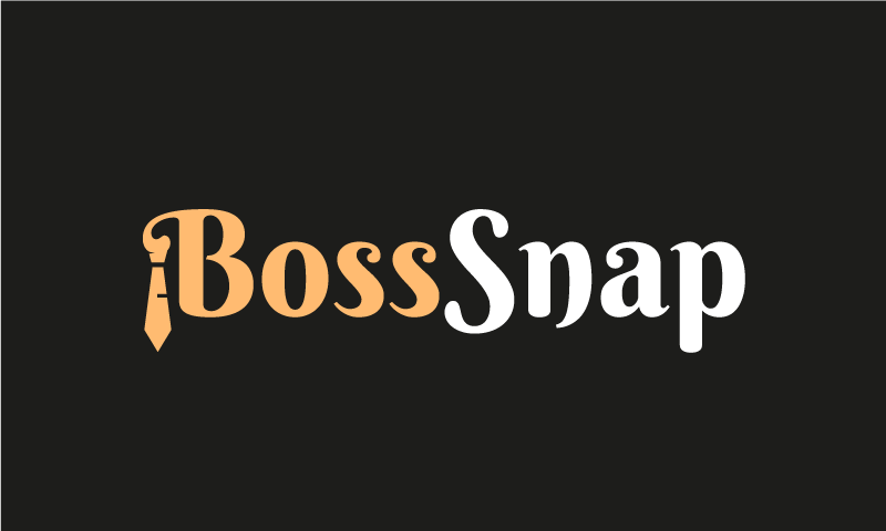 Bosssnap - Photography brand name for sale