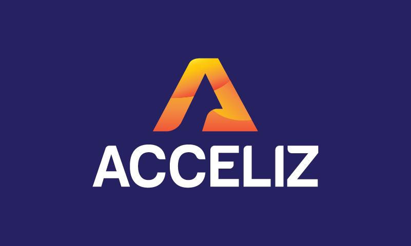 Acceliz - Technology startup name for sale